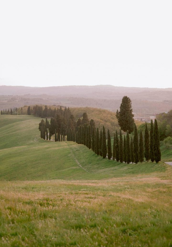 the best engagement session spot in Tuscany close to Florence