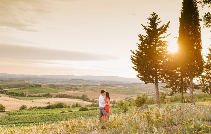 the best destination wedding photographer in Tuscany