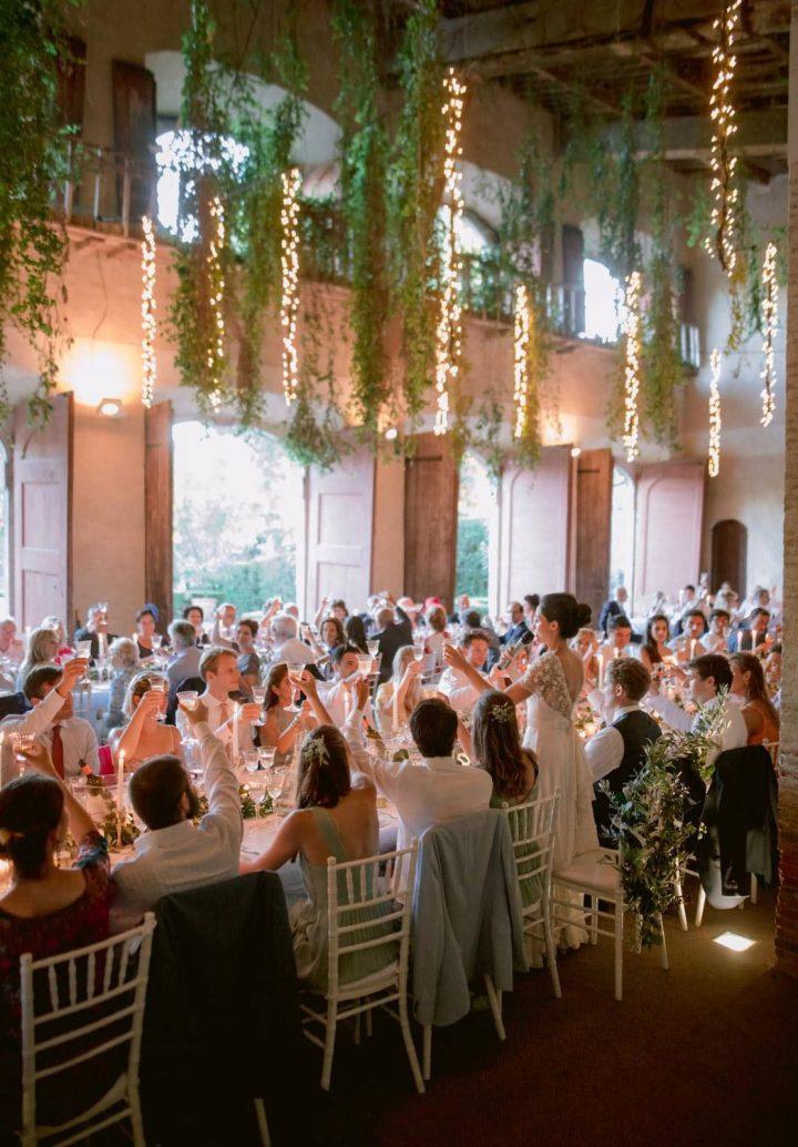 the bridal speech