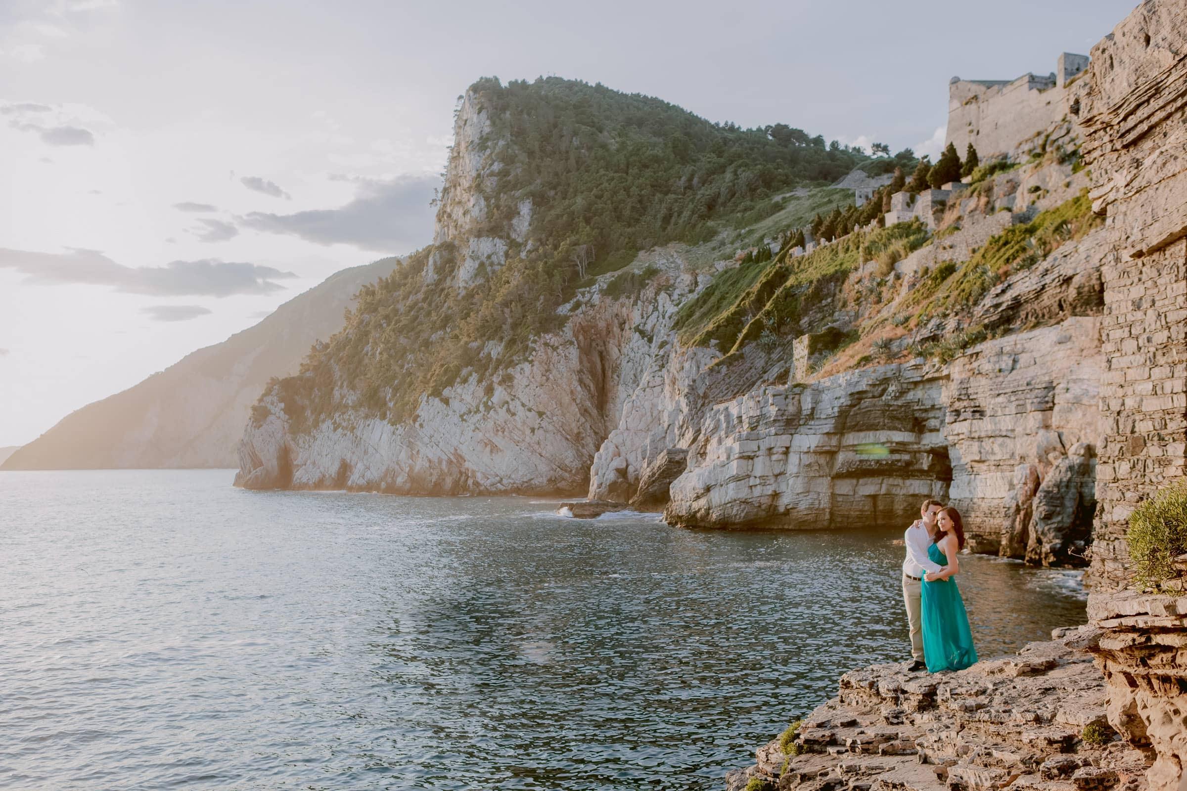 honeymoon in Portovenere