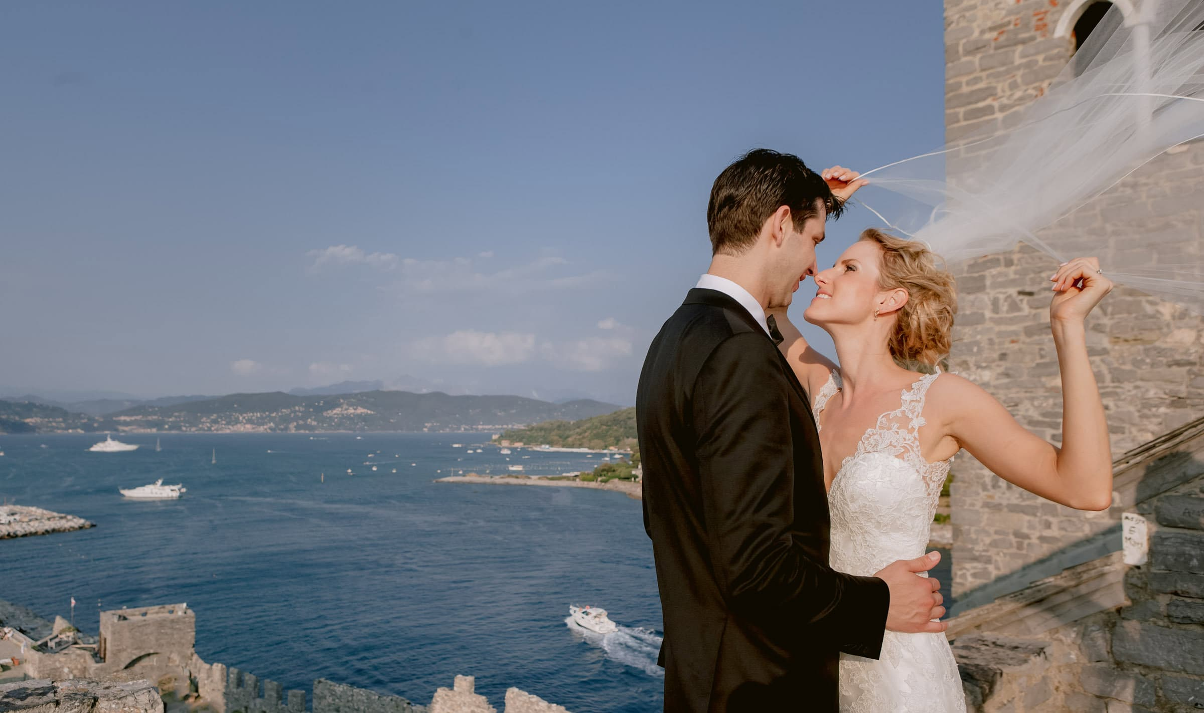 Portovenere wedding photographer